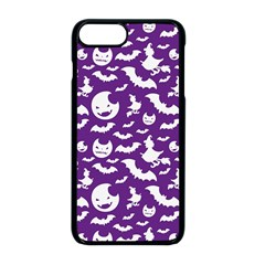 Halloween  Iphone 8 Plus Seamless Case (black)