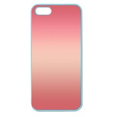Pink Blush Gradient Ombre Colors Apple Seamless Iphone 5 Case (color) by SpinnyChairDesigns