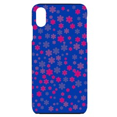 Bisexual Pride Tiny Scattered Flowers Pattern Iphone Xs Max