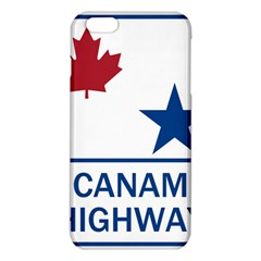 Canam Highway Shield  Iphone 6 Plus/6s Plus Tpu Case by abbeyz71