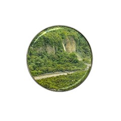 Amazonia Landscape, Banos, Ecuador Hat Clip Ball Marker (4 Pack)