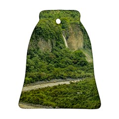 Amazonia Landscape, Banos, Ecuador Bell Ornament (two Sides)