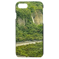 Amazonia Landscape, Banos, Ecuador Iphone 7/8 Black Uv Print Case