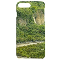 Amazonia Landscape, Banos, Ecuador Iphone 7/8 Plus Black Uv Print Case