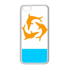 Flag Of Anguilla, 1967-1969) Iphone 5c Seamless Case (white)