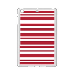 Qr-code & Barcode American Flag Ipad Mini 2 Enamel Coated Cases