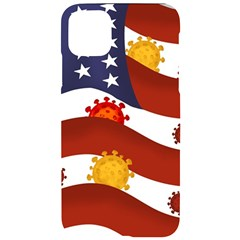 Flage Save Usa Corona Iphone 11 Pro Max Black Uv Print Case
