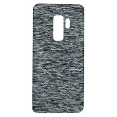 Black White Grey Texture Samsung Galaxy S9 Plus Tpu Uv Case