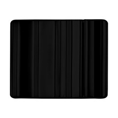 Pitch Black Color Stripes Samsung Galaxy Tab Pro 8 4  Flip Case by SpinnyChairDesigns