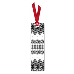Boho Black And White  Small Book Marks