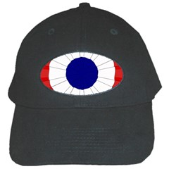 National Cockade Of France  Black Cap by abbeyz71