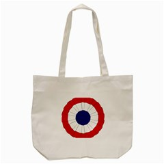 National Cockade Of France  Tote Bag (cream) by abbeyz71