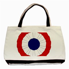 National Cockade Of France  Basic Tote Bag (two Sides) by abbeyz71