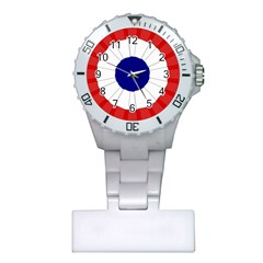 National Cockade Of France  Plastic Nurses Watch by abbeyz71