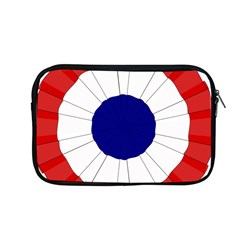 National Cockade Of France  Apple Macbook Pro 13  Zipper Case by abbeyz71