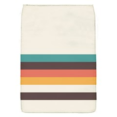 Classic Retro Stripes Removable Flap Cover (s) by tmsartbazaar