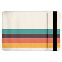 Classic Retro Stripes Ipad Air Flip by tmsartbazaar