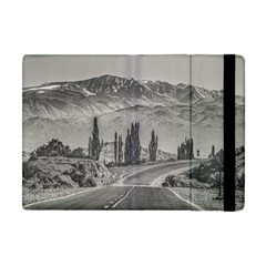 Deserted Landscape Highway, San Juan Province, Argentina Apple Ipad Mini Flip Case
