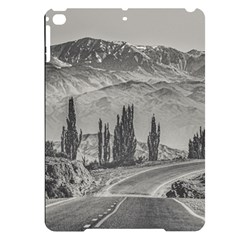 Deserted Landscape Highway, San Juan Province, Argentina Apple Ipad Pro 9 7   Black Uv Print Case