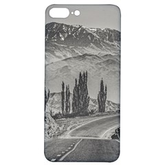 Deserted Landscape Highway, San Juan Province, Argentina Iphone 7/8 Plus Soft Bumper Uv Case