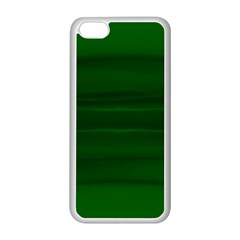 Emerald Green Ombre Iphone 5c Seamless Case (white)