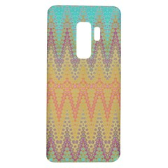 Boho Pastel Colors Samsung Galaxy S9 Plus Tpu Uv Case by SpinnyChairDesigns