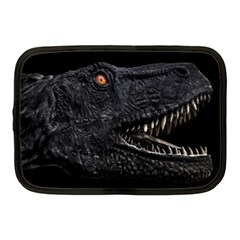 Trex Dinosaur Head Dark Poster Netbook Case (medium)