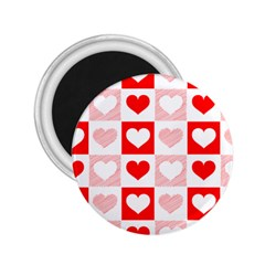 Hearts  2 25  Magnets by Sobalvarro