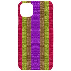 Colors Of A Rainbow Iphone 11 Pro Max Black Uv Print Case