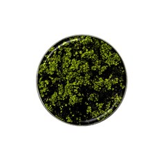 Nature Dark Camo Print Hat Clip Ball Marker (4 Pack)