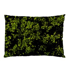Nature Dark Camo Print Pillow Case (two Sides)
