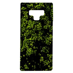 Nature Dark Camo Print Samsung Galaxy Note 9 Tpu Uv Case