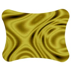 Golden Wave Jigsaw Puzzle Photo Stand (bow)