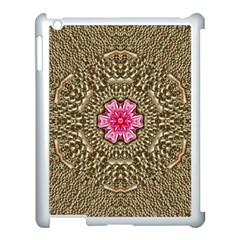 Earth Can Be A Beautiful Flower In The Universe Apple Ipad 3/4 Case (white) by pepitasart