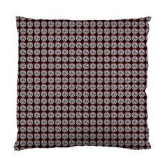 Red Halloween Spider Tile Pattern Standard Cushion Case (two Sides)