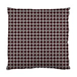 Red Halloween Spider Tile Pattern Standard Cushion Case (Two Sides) Back