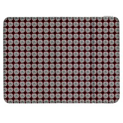 Red Halloween Spider Tile Pattern Samsung Galaxy Tab 7  P1000 Flip Case by snowwhitegirl