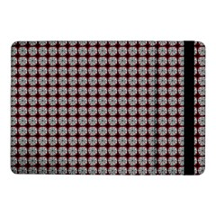 Red Halloween Spider Tile Pattern Samsung Galaxy Tab Pro 10 1  Flip Case by snowwhitegirl
