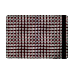 Red Halloween Spider Tile Pattern Ipad Mini 2 Flip Cases by snowwhitegirl