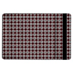 Red Halloween Spider Tile Pattern Ipad Air Flip by snowwhitegirl