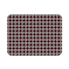 Red Halloween Spider Tile Pattern Double Sided Flano Blanket (mini)  by snowwhitegirl