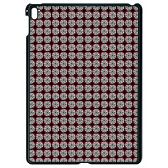 Red Halloween Spider Tile Pattern Apple Ipad Pro 9 7   Black Seamless Case by snowwhitegirl