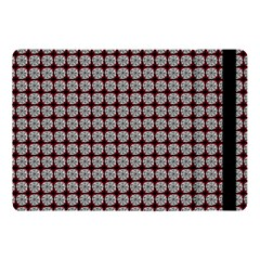 Red Halloween Spider Tile Pattern Apple Ipad 9 7 by snowwhitegirl