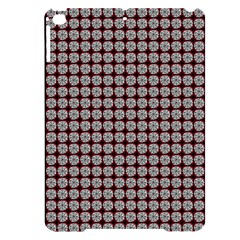 Red Halloween Spider Tile Pattern Apple Ipad Pro 9 7   Black Uv Print Case by snowwhitegirl