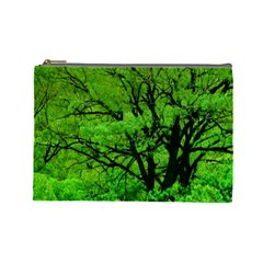 Big Trees, El Leoncito National Park, San Juan, Argentina Cosmetic Bag (large) by dflcprintsclothing
