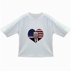 Trump President Sticker Design Infant/toddler T-shirts by dflcprintsclothing