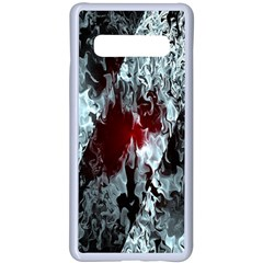 Flamelet Samsung Galaxy S10 Plus Seamless Case(white) by Sparkle