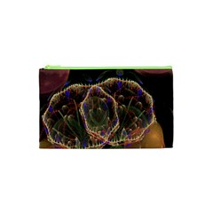 Fractal Geometry Cosmetic Bag (xs) by Sparkle