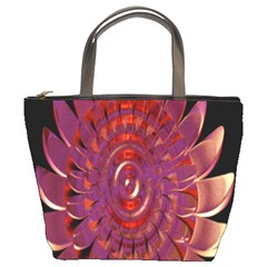Chakra Flower Bucket Bag by Sparkle