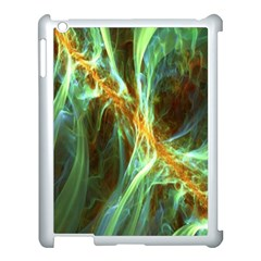 Abstract Illusion Apple Ipad 3/4 Case (white) by Sparkle